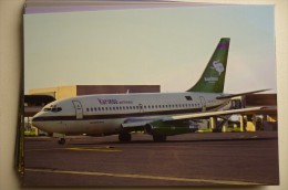 KARINOU AIRLINES   B 737 200    TL AEG - 1946-....: Moderne
