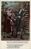 Lot De 2 Cartes - Fantaisie - Contes - GUILLAUME TELL - Scannées En Recto-verso. - Contes, Fables & Légendes