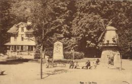 BELGIQUE - LIEGE - SPA - Le Parc. - Spa