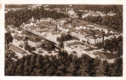 FRANZENSBAD - Gesamtansicht, 3 Fach Frankiert, Gel.1937 N.Biberach - Böhmen Und Mähren