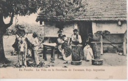 EN FAMILLE PROVINCE DE TUCUMAN - Argentina