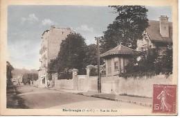 RIS ORANGIS - Rue Du Pont - Ris Orangis
