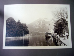 Bateau Le Mont blanc (lac de Gen�ve?)