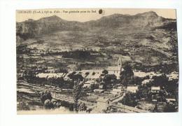 CPA - 05 - CHORGES - Vue Générale Prise Du Sud - Embrun