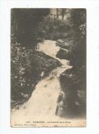 Cp , 22 , DAHOUET , La Cascade De La Flora , Voyagée 1906 - Autres Communes