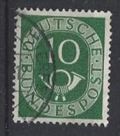 Germany (West) 1951  Posthorn  (o) Mi.128 - [7] Federal Republic
