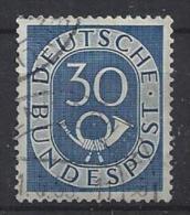 Germany (West) 1951  Posthorn  (o) Mi.132 - Gebraucht