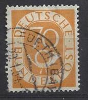 Germany (West) 1951  Posthorn  (o) Mi.136 - [7] Federal Republic