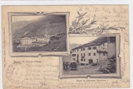 Switzerland - Bourg Saint Pierre - VS Valais