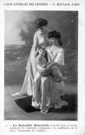 - CPA - CAISSE GENERALE DES LOTERIES - N3 - La Mutualité Maternelle  -  598 - Cartes Postales