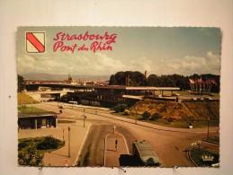 Strasbourg - Pont Du Rhin - Strasbourg