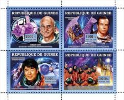 GUINEA 2006 - Space (II) - Mi 4521-4, YT 2835-8 - Space