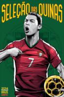 STICKER SIZE.6,5X9,5 CM. APROX - WORLD CUP FOOTBALL BRASIL 2014 - PORTUGAL - Stickers