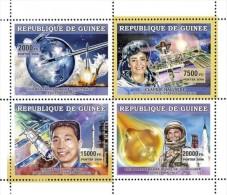 GUINEA 2006 - Gagarin, Space (I) - Mi 4525-8, YT 2807-10 - Space