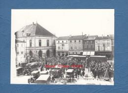 - LIGNY En BARROIS ( Meuse ) - Concours De Pêche - Autobus Mouilly Verdun - Retirage D´un Cliché Des Années 1910 - Luoghi