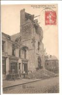 ANZIN   Les Ruines De L'église  , Estaminet - Anzin