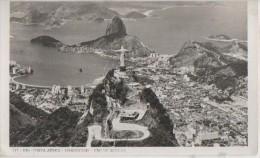 .VUE AERIENNE DU CORCOVADO - Rio De Janeiro