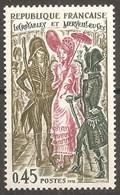 France 1972 Neuf N° 1729 - 1730 - 1731  Histoire De France - France