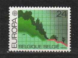 Belgique  1986 Europa .  N°2212 Neuf X X - België