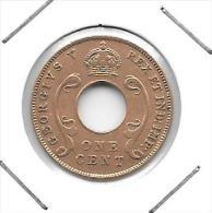 # AFRIQUE ORIENTAL  Britannique 1 Cent 1930 TTB - Colonie Britannique