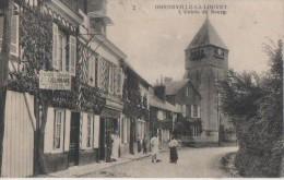 BONNEVILLE LA LOUVET ( Entree Du Bourg ) - France