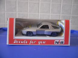 POLISTIL 1981 PORSCHE 928 SCALA 1.40 NUOVO - Model Making