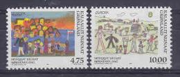 Europa Cept 1998 Greenland  2v ** Mnh (15778) - 1998