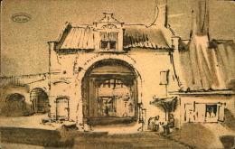 JUBILEUM REMBRANDT 1606 1906 MAISON - Paintings