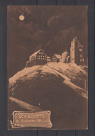 Schneekoppe  , Preussen Gelaufen Infla 15.8.1923 !   (Del-3243d) - Allemagne