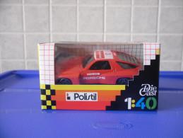 POLISTIL 1983 PORSCHE TURBO SCALA 1.40 NUOVO - Model Making