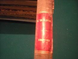 l eclipse 1868-1869