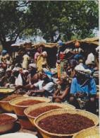 Afrique Ouest,liberia,ex Colonie Usa,MONROVIA,PORT ET COMMERCE,Marché,market,ca Fé,épice,pres Sierra Leone,guinée - Liberia