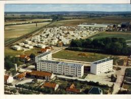 U46 - Genlis 21 - La Vaise Et Les HLM - France