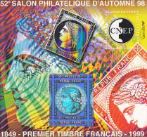 Bloc CNEP N° 28 Salon Automne 98 - CNEP