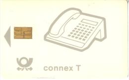 TARJETA CON CHIP DE RUMANIA DE CONNEX T (MUY RARA) - Allemagne