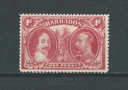 Barbade:  154 * - Barbades (1966-...)