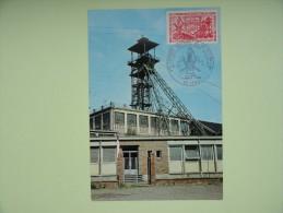 CARTE MAXIMUM MAXIMUM CARD MINE DE LENS FRANCE - Châteaux
