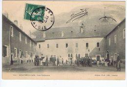 Militaria , Montmeillan (73) , Les Casernes - Barracks