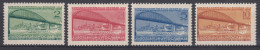 Yugoslavia Republic 1948 Mi#548-551 Mint Never Hinged - 1945-1992 Repubblica Socialista Federale Di Jugoslavia