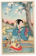 28598  -  Chiostri    Femme  Japonaise - Chiostri, Carlo