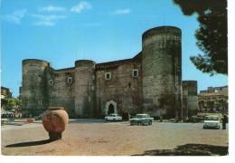 Catania - Castello Ursino (edificato Nel 1212) - Catania