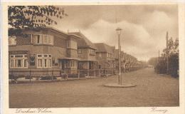 Driehuis, - Velsen, Zeeweg - Nederland