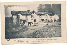 LA HARAZEE - Une Villa Ambulance - France