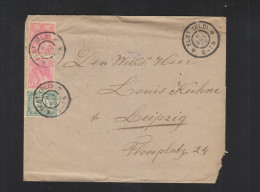 Brief Elst 1900 - Briefe U. Dokumente