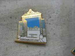 Pin�s Arthus Bertrand: Congr�s du parlement � VERSAILLES en 1992