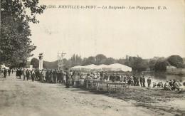 94 JOINVILLE-LE-PONT LA BAIGNADE LES PLONGEONS - Joinville Le Pont