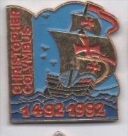 Marine Bateau Voilier , Christophe Colomb , Christopher Columbus , América , Armada  , 500 Ans - Barcos