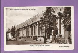 PARIS -  Exposition Coloniale Intrnationale - 1931 - Italie - Palais Principal - Exhibitions