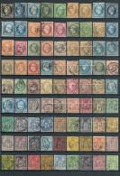 FRANCE - Collection 81 timbres classiques AVANT 1900 - Cote 1.635 �