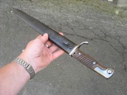 Baïonnette Allemande - Knives/Swords